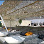 Terrazas abiertas ya en Madrid