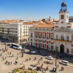 Extensión de la peatonalización en los barrios madrileños