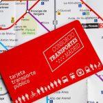 Recargo de la tarjeta de transportes a través del móvil